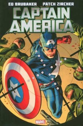 CAPTAIN AMERICA BY ED BRUBAKER VOLUME 3 GRAPHIC NOVEL
