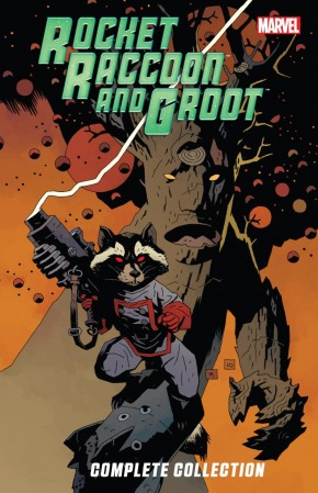 ROCKET RACCOON AND GROOT COMPLETE COLLECTION GRAPHIC NOVEL
