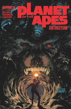 Planet of the Apes Cataclysm #7