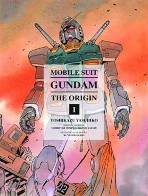 MOBILE SUIT GUNDAM THE ORIGIN VOLUME 1 ACTIVATION HARDCOVER