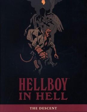 HELLBOY IN HELL VOLUME 1 DESCENT GRAPHIC NOVEL