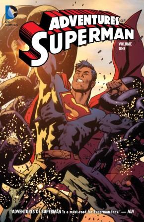 ADVENTURES OF SUPERMAN VOLUME 1 GRAPHIC NOVEL