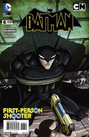 BEWARE THE BATMAN #6 (2013 SERIES)