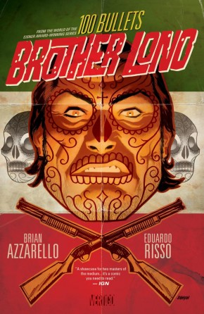100 BULLETS BROTHER LONO GRAPHIC NOVEL