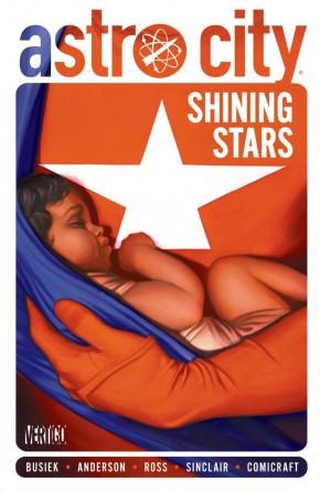 ASTRO CITY SHINING STARS GRAPHIC NOVEL