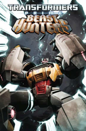TRANSFORMERS PRIME BEAST HUNTERS VOLUME 2 GRAPHIC NOVEL