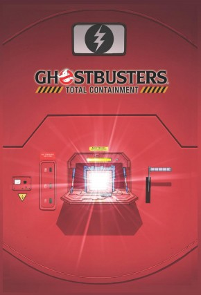 GHOSTBUSTERS TOTAL CONTAINMENT HARDCOVER