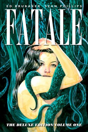 FATALE VOLUME 1 DELUXE EDITION HARDCOVER