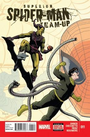 SUPERIOR SPIDER-MAN TEAM UP #11