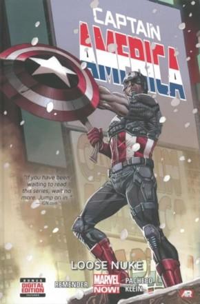 CAPTAIN AMERICA VOLUME 3 LOOSE NUKE HARDCOVER