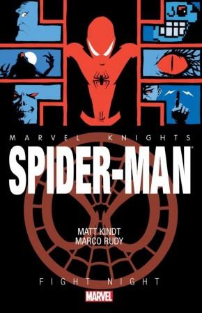 MARVEL KNIGHTS SPIDER-MAN FIGHT NIGHT GRAPHIC NOVEL
