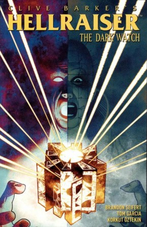 HELLRAISER DARK WATCH VOLUME 2 GRAPHIC NOVEL