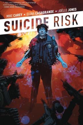 SUICIDE RISK VOLUME 2 GRAPHIC NOVEL