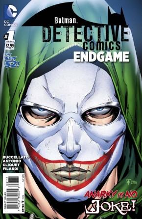 DETECTIVE COMICS ENDGAME #1