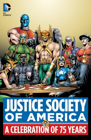 JUSTICE SOCIETY OF AMERICA A CELEBRATION OF 75 YEARS HARDCOVER