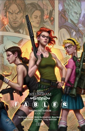 FABLES VOLUME 10 DELUXE HARDCOVER