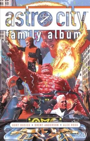 ASTRO CITY FAMILY ALBUM GRAPHIC NOVEL