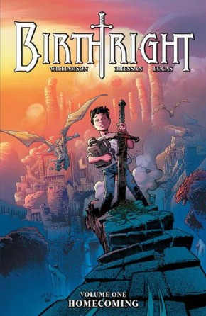 BIRTHRIGHT VOLUME 1 HOMECOMING GRAPHIC NOVEL