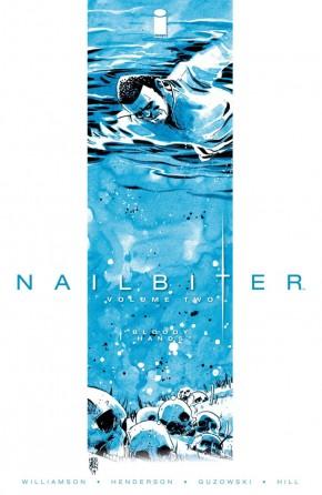 NAILBITER VOLUME 2 BLOODY HANDS GRAPHIC NOVEL