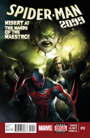 SPIDER-MAN 2099 #10 (2014 SERIES)