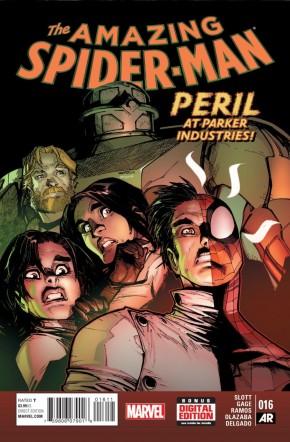 AMAZING SPIDER-MAN #16 (2014 SERIES)
