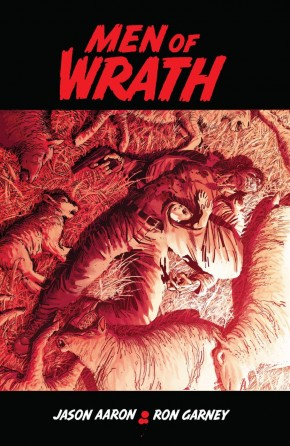 MEN OF WRATH GRAPHIC NOVEL