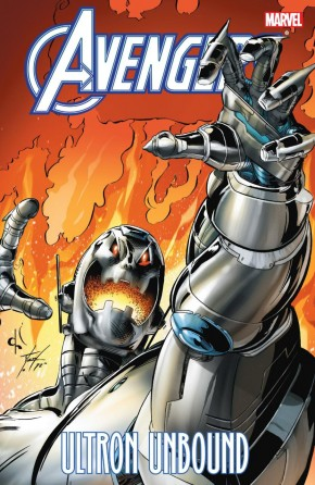 AVENGERS ULTRON UNBOUND GRAPHIC NOVEL