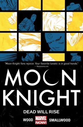 MOON KNIGHT VOLUME 2 THE DEAD WILL RISE GRAPHIC NOVEL