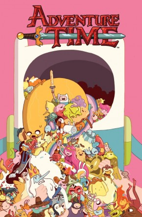 ADVENTURE TIME VOLUME 6 GRAPHIC NOVEL
