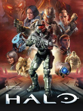 HALO VOLUME 1 LIBRARY EDITION HARDCOVER