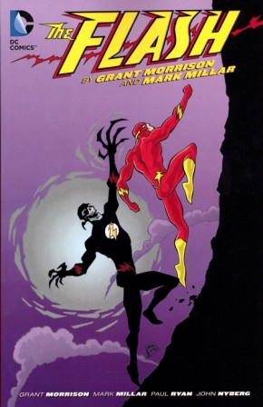 FLASH BY GRANT MORRISON AND MARK MILLAR GRAPHIC NOVEL