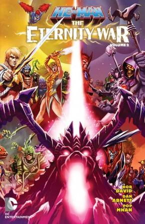 HE-MAN THE ETERNITY WAR VOLUME 2 GRAPHIC NOVEL