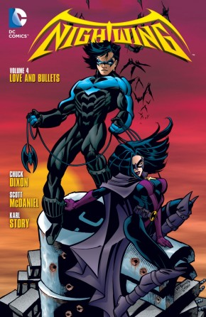 NIGHTWING VOLUME 4 LOVE AND BULLETS GRAPHIC NOVEL