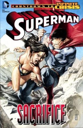 SUPERMAN SACRIFICE GRAPHIC NOVEL