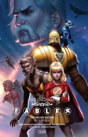FABLES VOLUME 12 DELUXE HARDCOVER