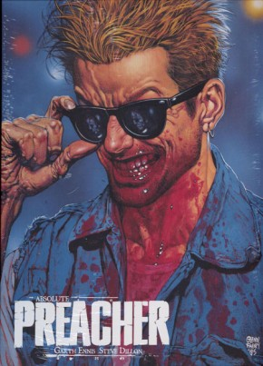 ABSOLUTE PREACHER VOLUME 1 HARDCOVER