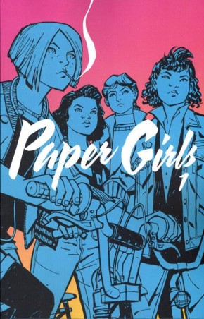 PAPER GIRLS VOLUME 1 METAMORPH GRAPHIC NOVEL