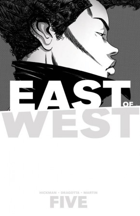 EAST OF WEST VOLUME 5 ALL THESE SECRETS GRAPHIC NOVEL