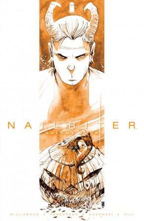 NAILBITER VOLUME 4 BLOOD LUST GRAPHIC NOVEL