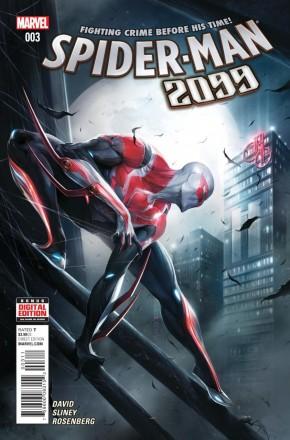 SPIDER-MAN 2099 #8 (2015 SERIES)