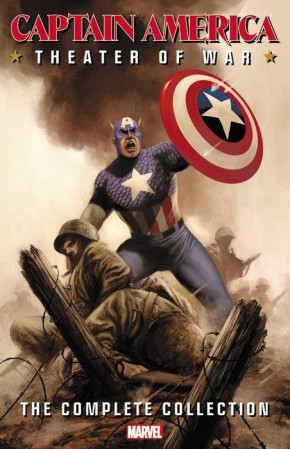 CAPTAIN AMERICA THEATER OF WAR THE COMPLETE COLLECTION GRAPHIC NOVEL