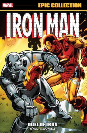 IRON MAN EPIC COLLECTION DUEL OF IRON GRAPHIC NOVEL