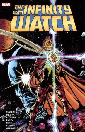INFINITY WATCH VOLUME 1 GRAPHIC NOVEL