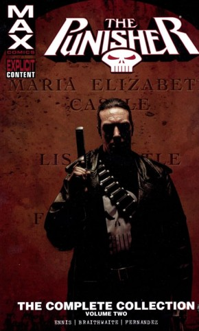 PUNISHER MAX COMPLETE COLLECTION VOLUME 2 GRAPHIC NOVEL