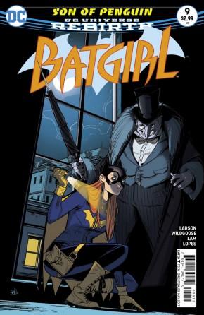 BATGIRL #9 (2016 SERIES)