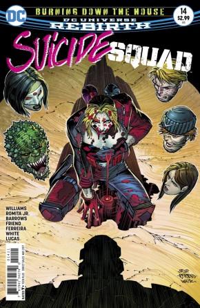 SUICIDE SQUAD #14 (2016 SERIES)
