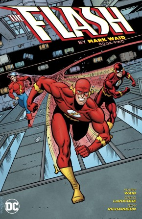 FLASH BY MARK WAID BOOK 2 GRAPHIC NOVEL