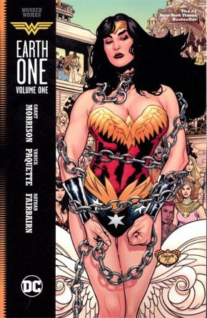 WONDER WOMAN EARTH ONE VOLUME 1 GRAPHIC NOVEL