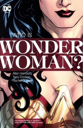 WONDER WOMAN WHO IS WONDER WOMAN GRAPHIC NOVEL (2017 EDITION)