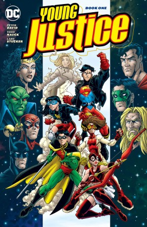 YOUNG JUSTICE BOOK 1 GRAPHIC NOVEL